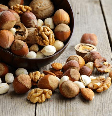 Ernährungsmythos: Nüsse machen dick