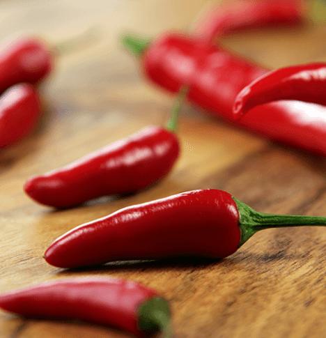 Ernährungsmythos: Scharfes Essen verlängert das Leben