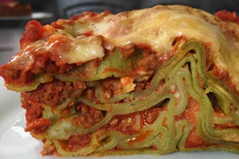 Schlemmer-Lasagne