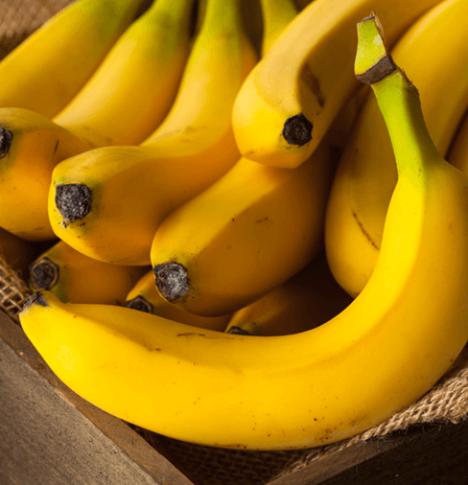 Ernährungsmythos: Bananen sind Dickmacher