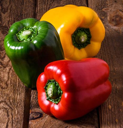 Ernährungsmythos: Rote Paprika ist am gesündesten